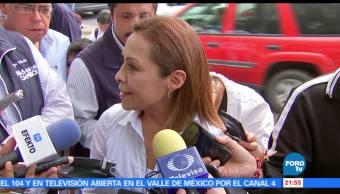 Vázquez Mota, visita, Cuautitlán, Izcalli y Naucalpan, PAN, Edomex