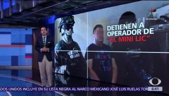 Sinaloa, Pedro Alfonso Domínguez, Dámaso López Serrano, alias Mini Lic