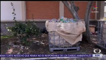 Jaime Núñez, avance de México, materia de reciclaje, residuos sólidos