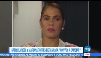 actriz Gabriela Roel, Lupita D'Alessio, bioserie, Hoy voy a cambiar