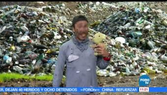 programa Basura Cero, autoridades capitalinas, residuos, energía eléctrica