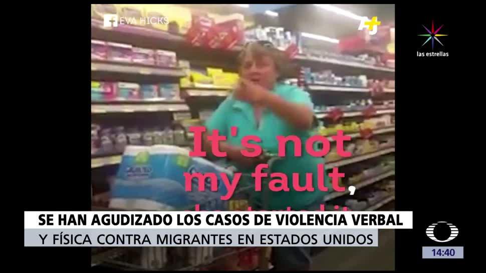 noticias, forotv, La xenofobia en EU, xenofobia, estados unidos, Trump