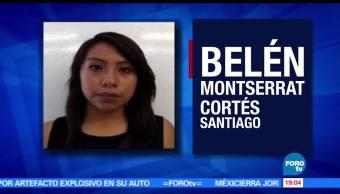 Aparece, estudiante, UACM, Belén Montserrat Cortés, universidad, ciudad de méxico