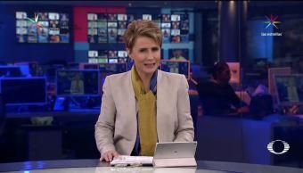 Noticieros Televisa, Televisa News, Denise Maerker, 10 en Punto, Noticias, Reportajes