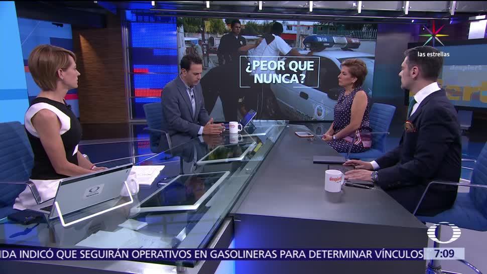 Delito, impunidad, Isabel Miranda de Wallace, Francisco Rivas