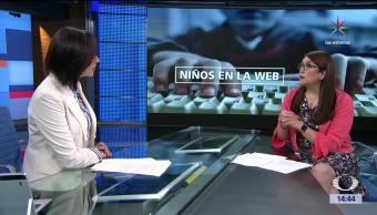 noticias, televisa, uso de internet, riesgo, Rosario Alfaro, internet
