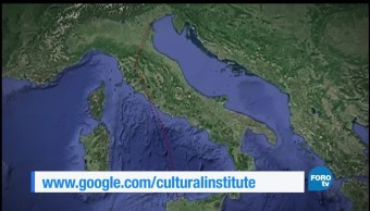 notcias, forotv, Tour, realidad virtual, Italia