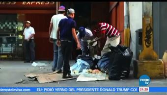 Escasea alimentos y medicamentos en Venezuela, crisis, humanitaria