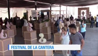 festival, Cantera, San Luis Potosí, artesanos, homenaje, ciudades bellas