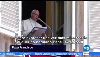 Vaticano, Francisco, ataques registrados, Egipto, Manchester, víctimas