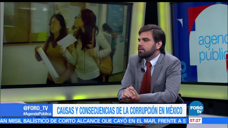Rodrigo Bolaños, resultados, reporte Descifrando la corrupción, corrupción en México