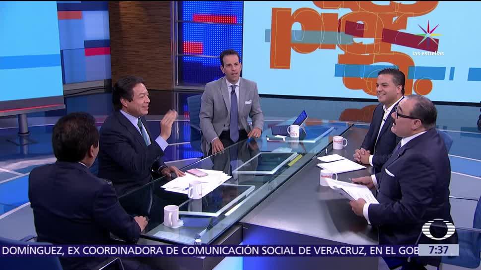 Jorge Carlos Ramírez Marín, Mario Delgado, Damián Zepeda, Luis Sánchez, Despierta, elecciones