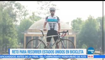 Ximena Cervantes, entrevista, Andrés Rodríguez, recorrer Estados Unidos