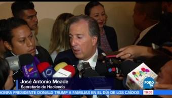 noticias, forotv, Meade, asegura, robo de hidrocarburo no se solucionara pronto