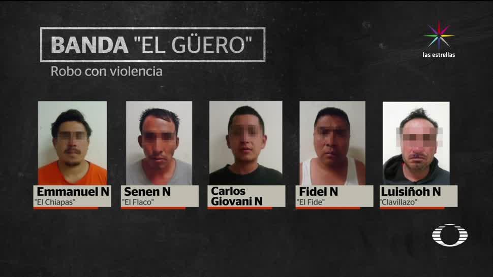 noticias, forotv, Detienen, crimen, familia, México-Puebla