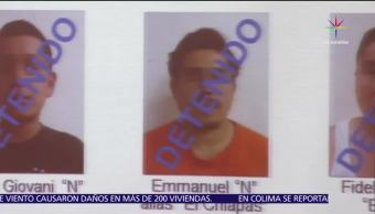 Agentes, Fiscalía de Puebla, implicados, robo y violación, autopista México Puebla
