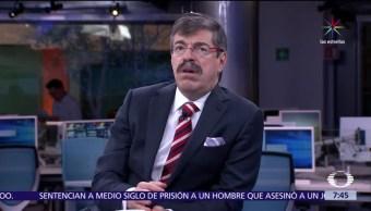 Gabriel Guerra, apretones de manos, Donald Trump, cumbre del G7