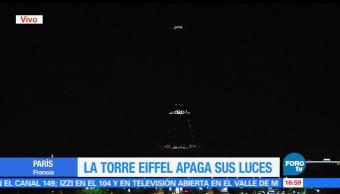 apagas sus luces, Torre Eiffel, solidaridad, Bagdad