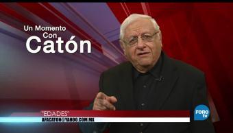 noticias, forotv, Un momento con Armando Fuentes, Catón, 30 de mayo, armando fuentes