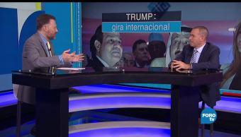 noticias, forotv, Trump, Gira internacional, Mauricio Meschoulam, Donald Trump