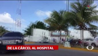 noticias, televisa, Ruso, Cancún, regresa, hospital