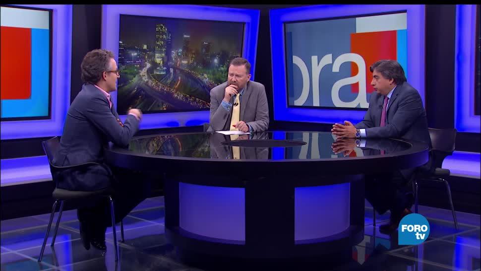 noticias, forotv, Elecciones 2017, elecciones, Andrés Antonius, Gerardo Esquivel