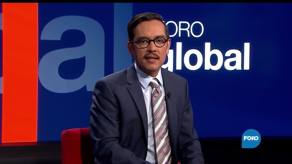 noticias, forotv, Genaro Lozano, entrevista, Jorge Schiavon, Trump