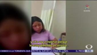 doctora, clínica del IMSS, Campeche, derechohabiente, institución