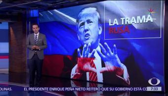 Agentes, información sobre Trump, Flynn, Senado, Putin