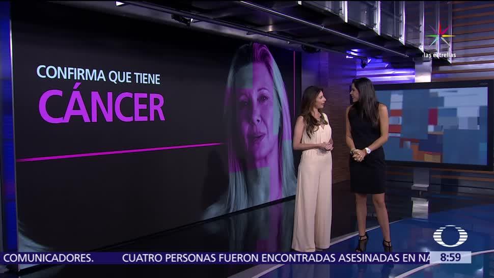 cantante, actriz Olivia Newton-John, cáncer, gira, Estados Unidos, Canadá