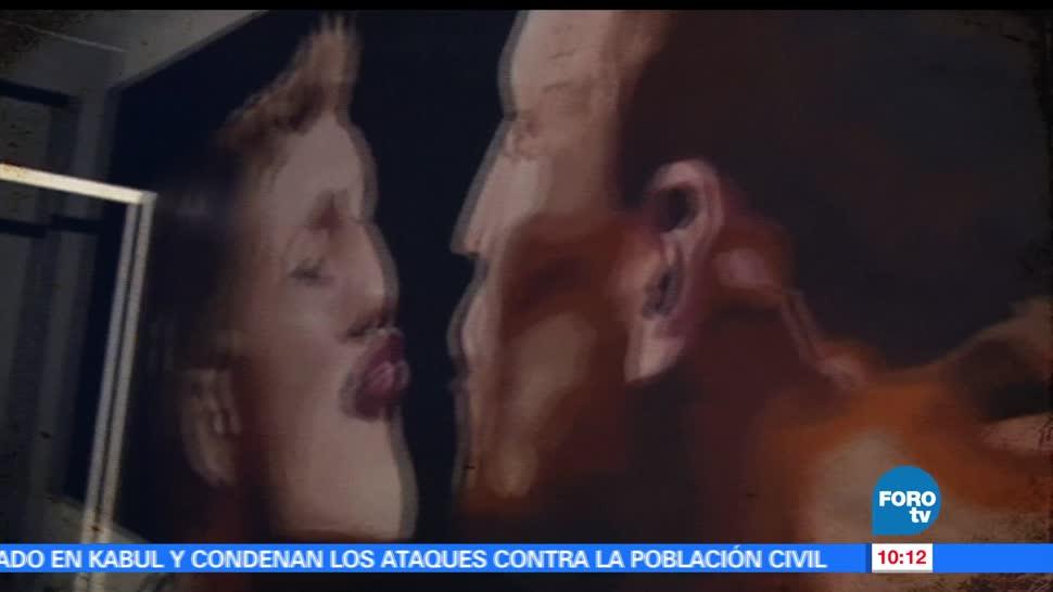 Sofía Escobosa, exposición 'The haus', 165 artistas, mundo