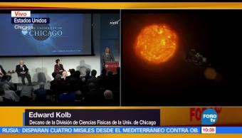 Edward Kolb, Ciencias Físicas, Universidad de Chicago, histórica misión