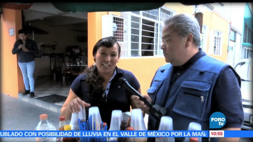 Enrique Muñoz, conocer, mujer experta, preparar raspados