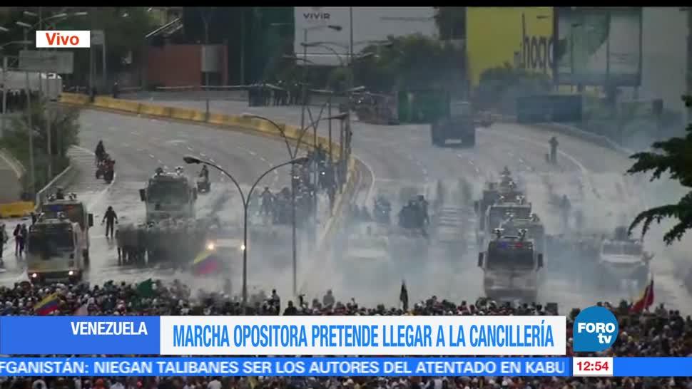 oposición venezolana, país, frentes opositores, Caracas