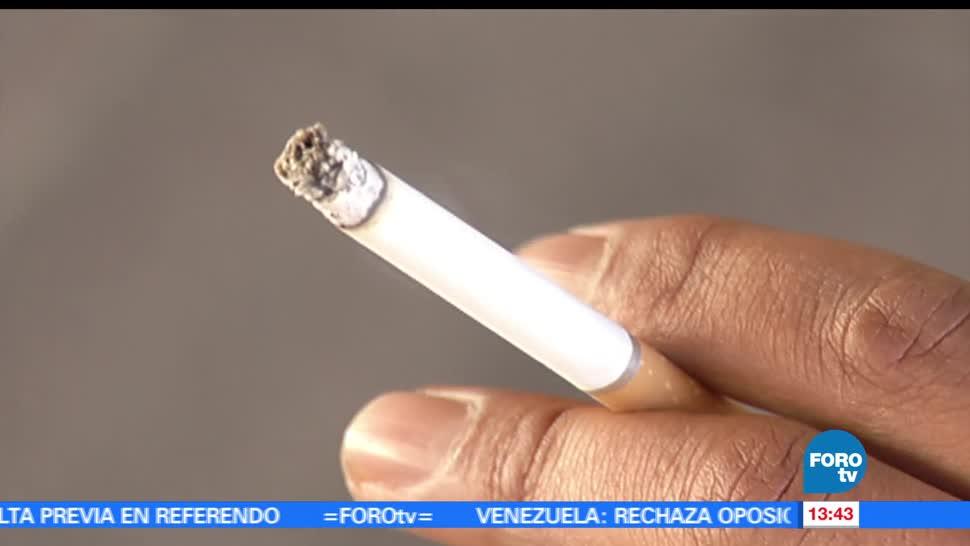 noticias, forotv, 31 de mayo, día mundial sin tabaco, tabaco, tabaquismo