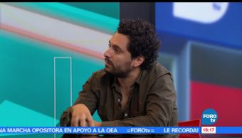 noticias, forotv, Entrevista, Cocolab, Josué Ibáñez, Felipe Linares