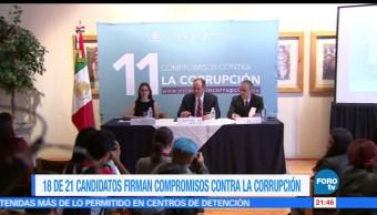Delfina Oscar Layín, no firmaron, compromiso, corrupción, compromiso, elecciones