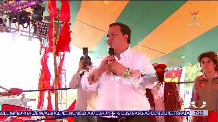 candidatos al gobierno del Estado de México, gobierno, Estado de México, Elecciones, campañas