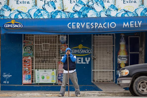 Tienda de cerveza en Veracruz, Veracruz,