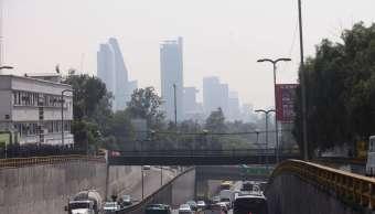 Contaminación en el Valle de México. (EFE)