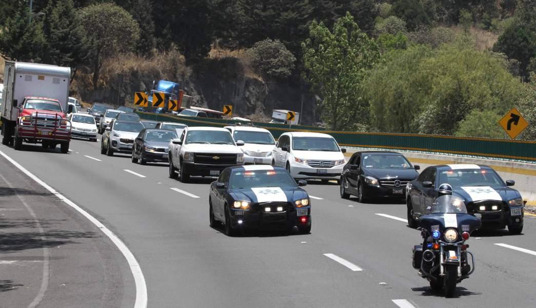 Operativo de la Policía Federal en carreteras. (Notimex, archivo)