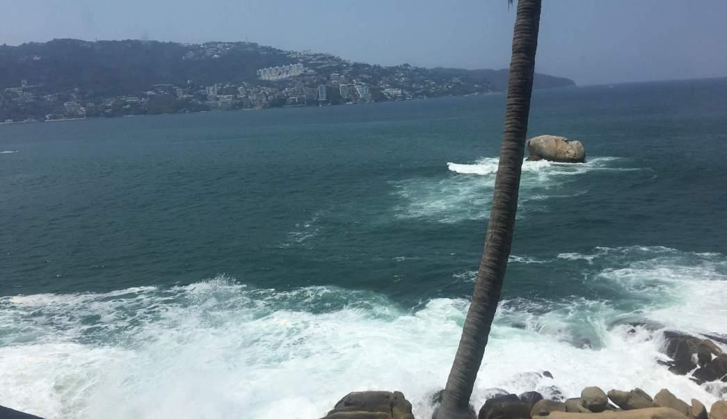 El Puerto de Acapulco no reporta alguna afectación por la presencia de 'Adrián'. (Notimex, archivo)