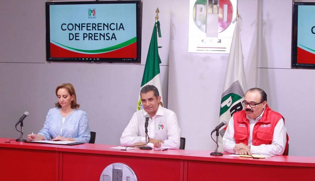 La dirigencia nacional del PRI denunció que Morena (Notimex)