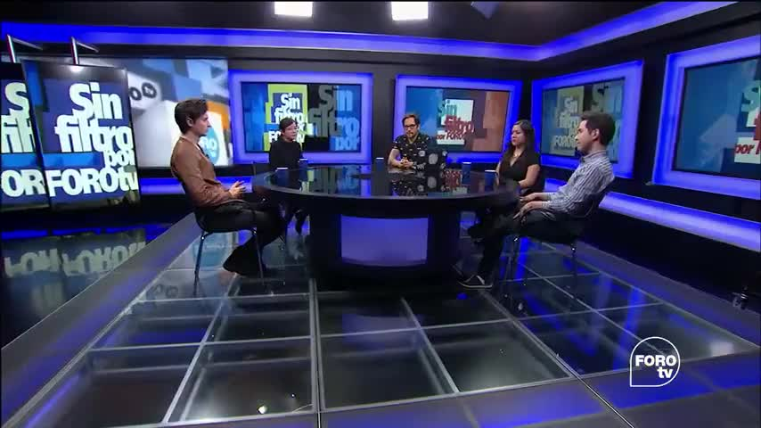 Noticias, forotv, Sin Filtro, Genaro Lozano, Programa, 18 de diciembre del 2016