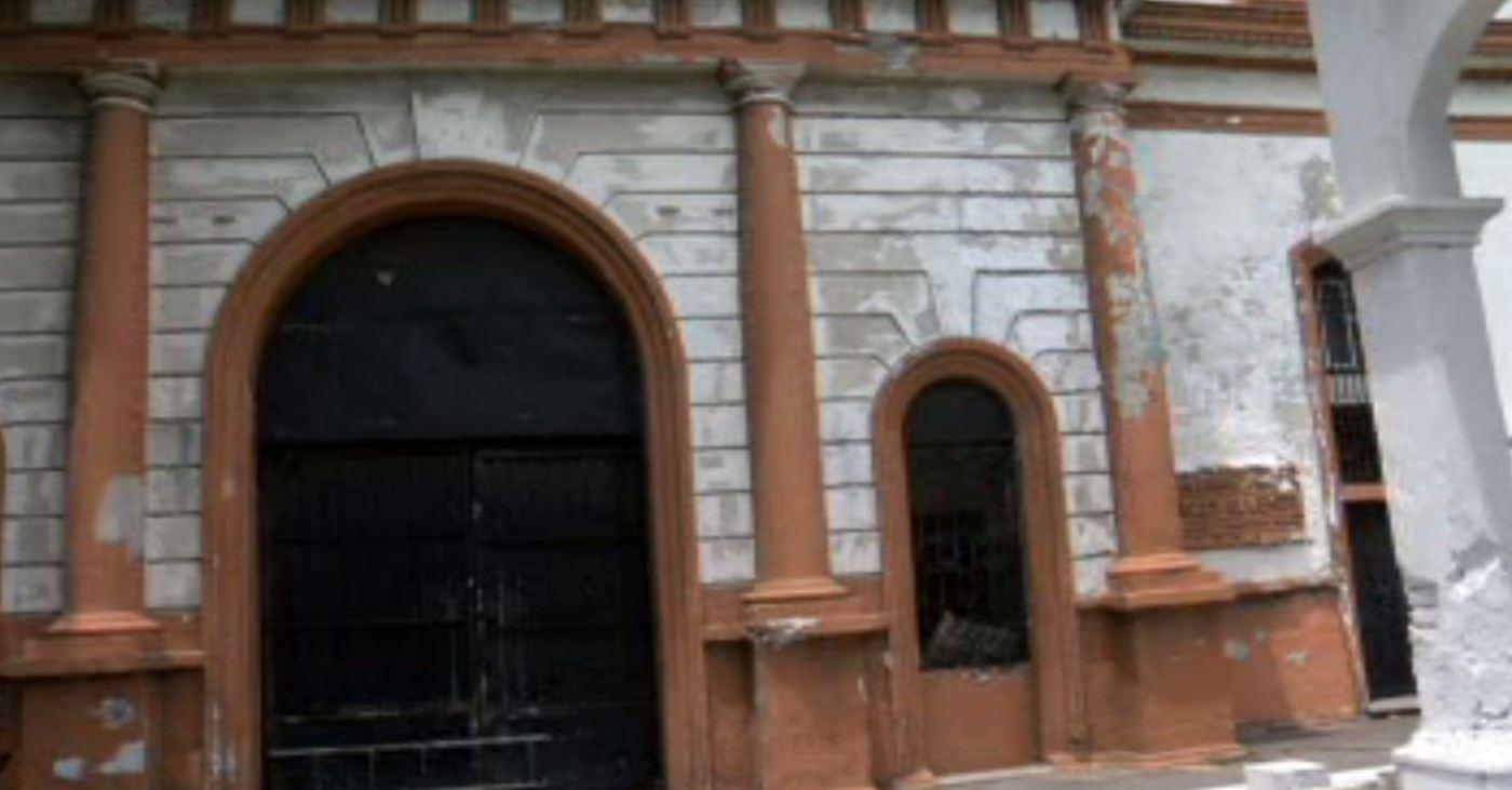 Abandonado el Penal de Ignacio Allende, en Veracruz