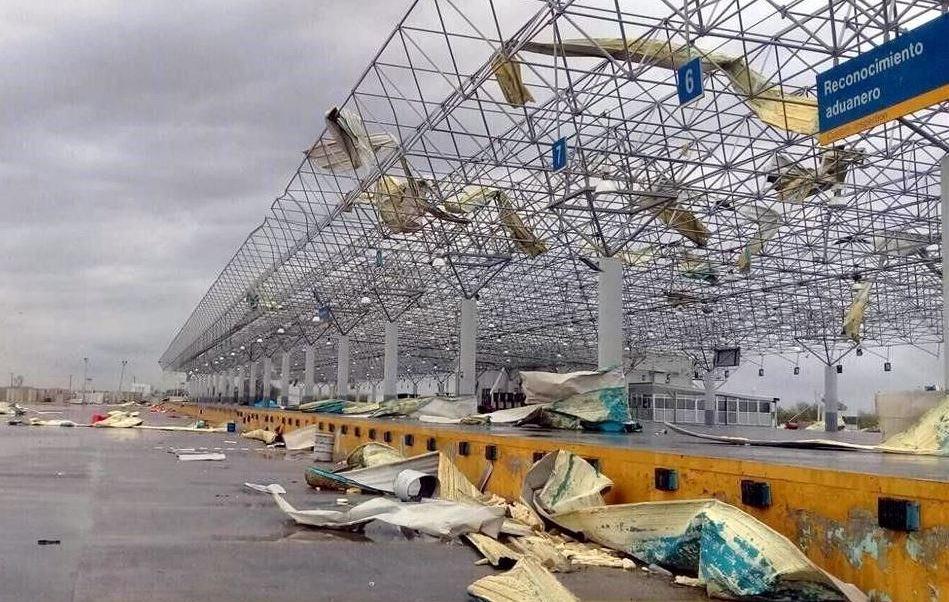 afectaciones por tornado en tamaulipas