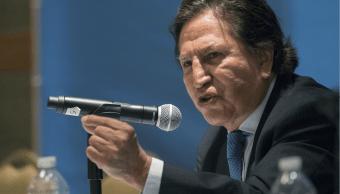 Alejandro Toledo, expresidente de Perú, participa en foro sobre sustentabilidad ante Naciones Unidas