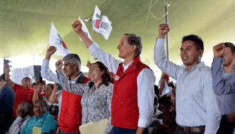 Alfredo del mazo, pri, estado de México, elecciones, 4 de junio, política