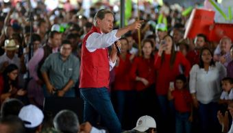 Alfredo del Mazo, candidato del PRI en el Edomex