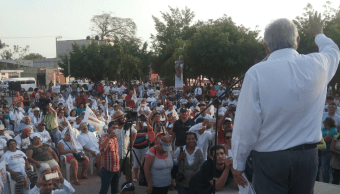 Andrés manuel López obrador, amlo, morena, Nayarit, elecciones, política
